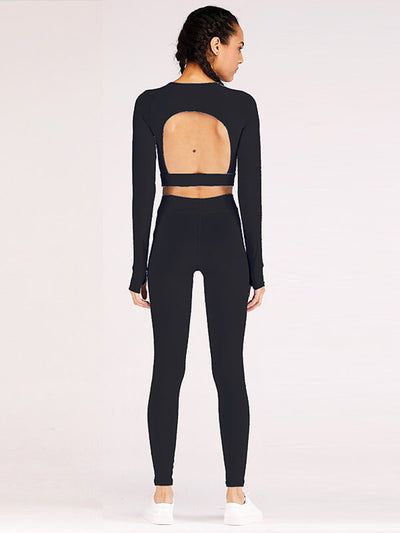 Women's Draw the Gym Day Sports Suit
