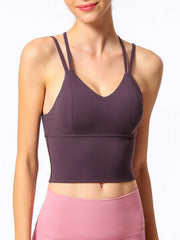 LikeBunny Be Serene Sports Bra