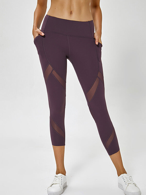 LikeBunny Time To Sweat High-Rise Sports Leggings 25""