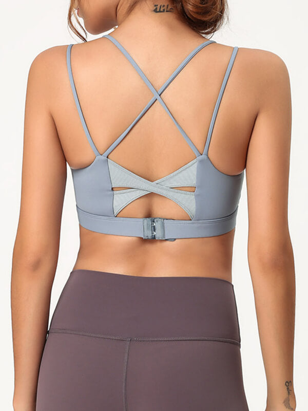 LikeBunny Stash To Dash Sports Bra