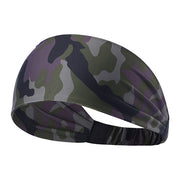 LikeBunny Camo Today Workout Headband