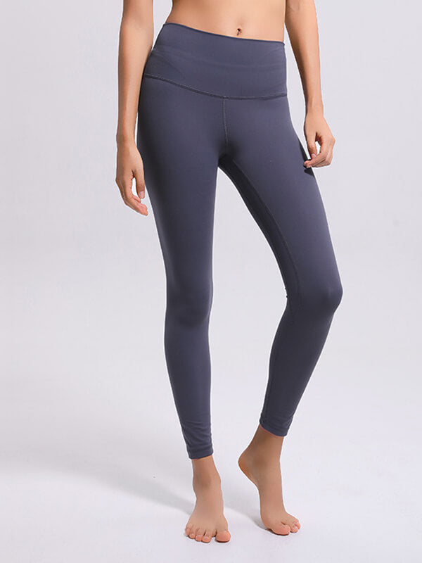 LikeBunny Become the Center Tight Sports Leggings 28""