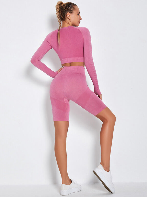 LikeBunny Over Gap Gym Suit