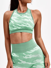 LikeBunny Gleam With Joy Medium Impact Sports Bra