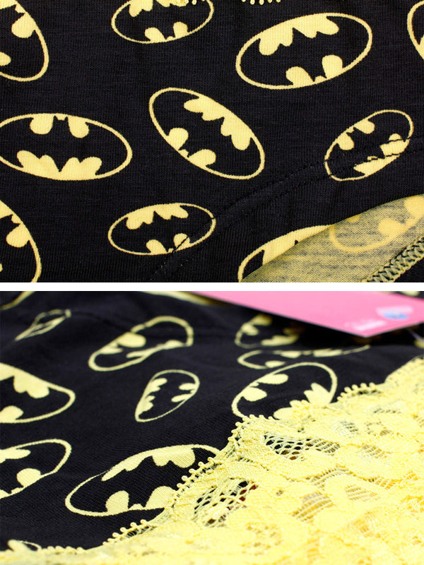 Couple's Super Hero Printed Underwear