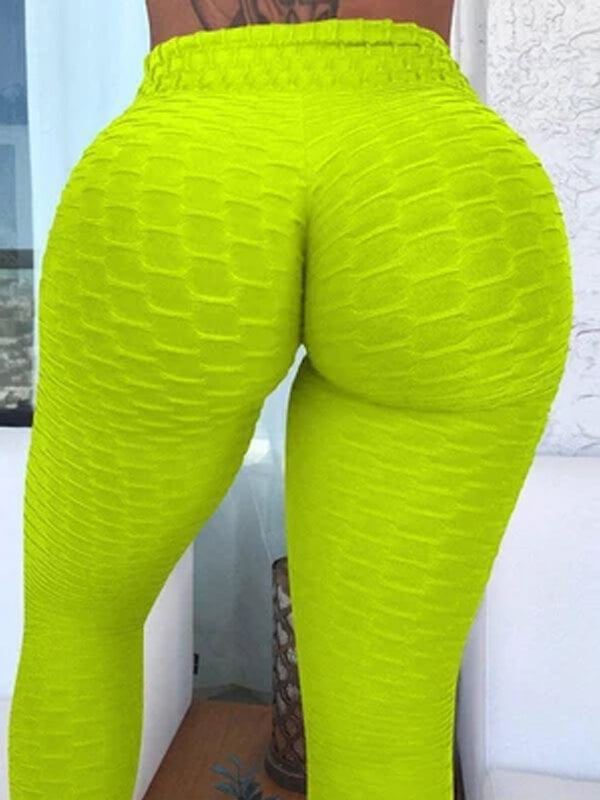 Just Colorlove Booty Tight Sports Leggings 28""