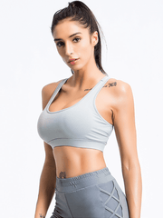 LikeBunny Absorb All Medium Impact Sports Bra