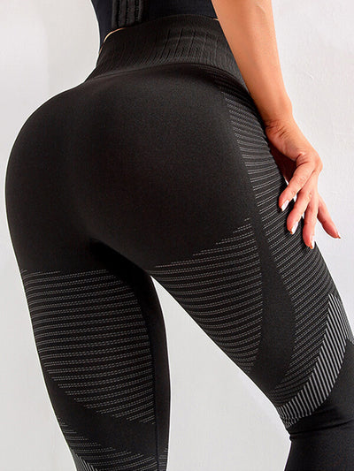 Women's Tight Solid Color Yoga Pants
