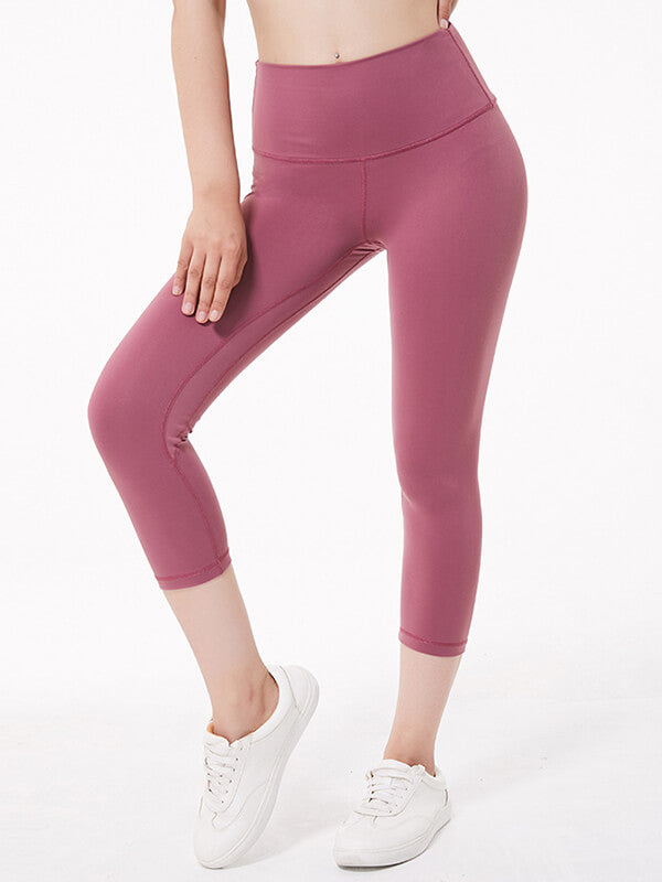LikeBunny Elastic Tight Sports Leggings 25""