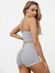 LikeBunny Gym Night Sports Suit