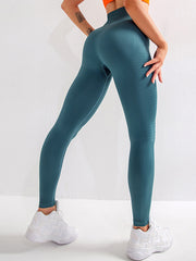 Women's Solid Color Sport Pants