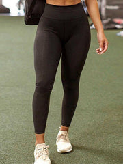 Women's Tight-spotted Yoga Pants
