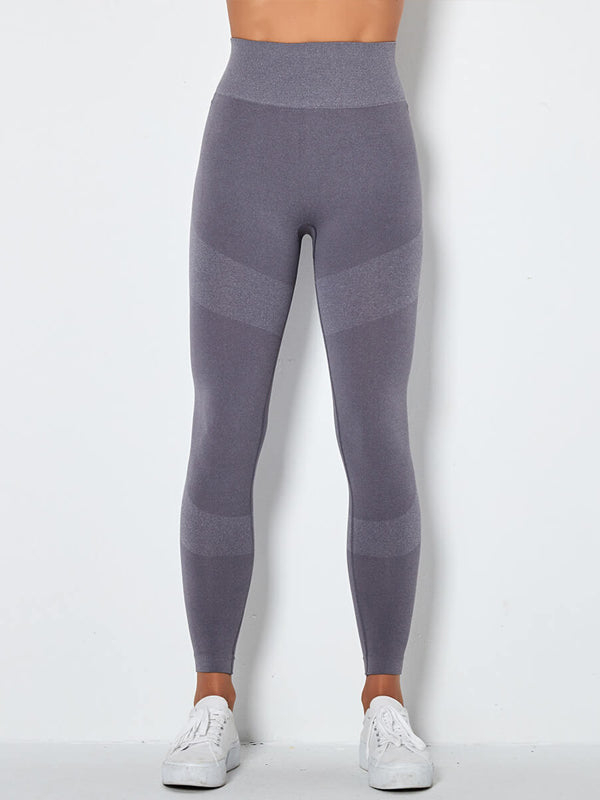 LikeBunny Over That Gap Gym Leggings