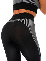 LikeBunny Change Some Mind Sports Leggings