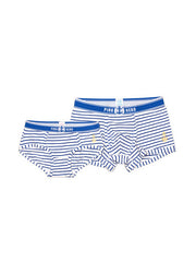 Couple's Sea Anchor Theme Prints Underwear