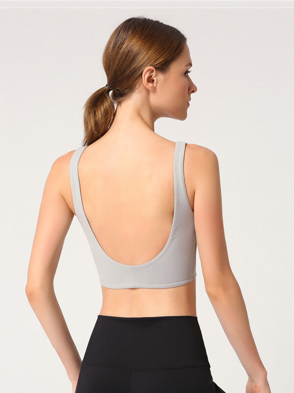 LikeBunny Energy Finder Sports Bra