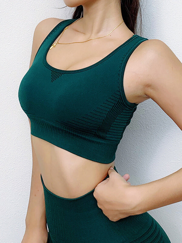 LikeBunny Link To Now Sports Bra