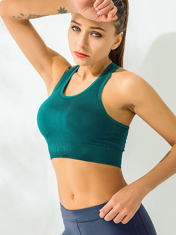 Women's Solid Color Bra