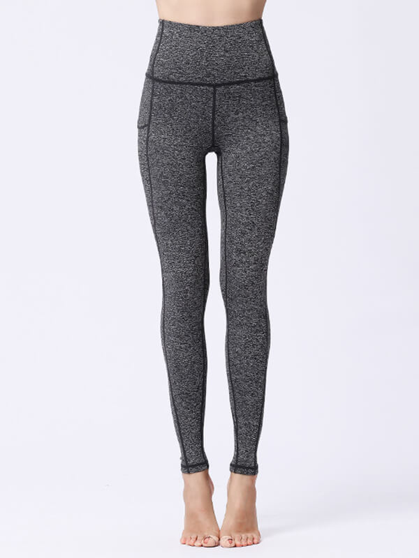 LikeBunny High-Rise Booty Up Sports Leggings with Pockets