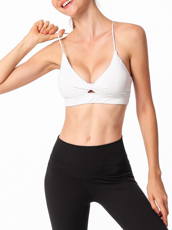 LikeBunny Expand Your Limits Sports Bra