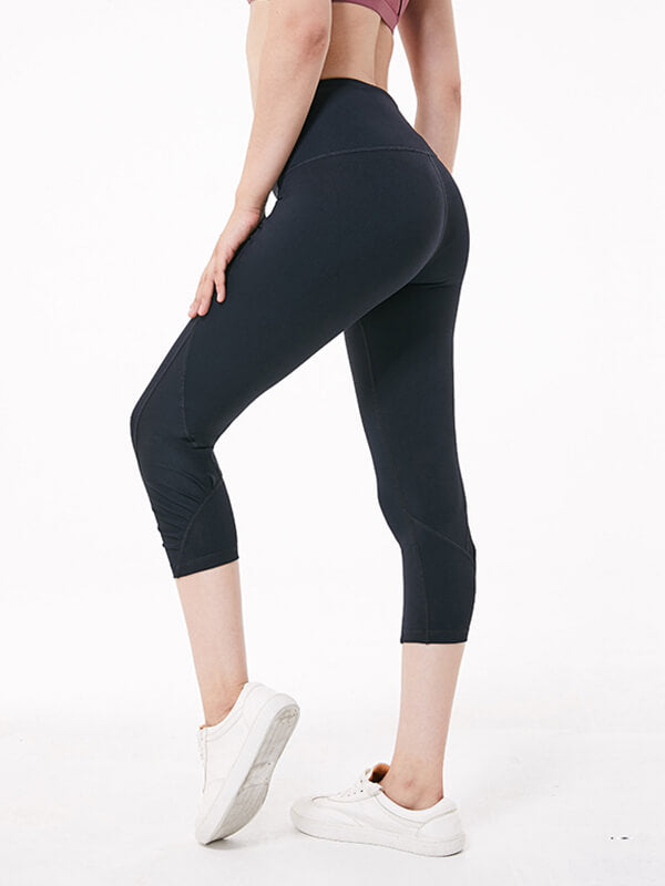 LikeBunny Relaxed High-Rise Tight Sports Leggings 25""