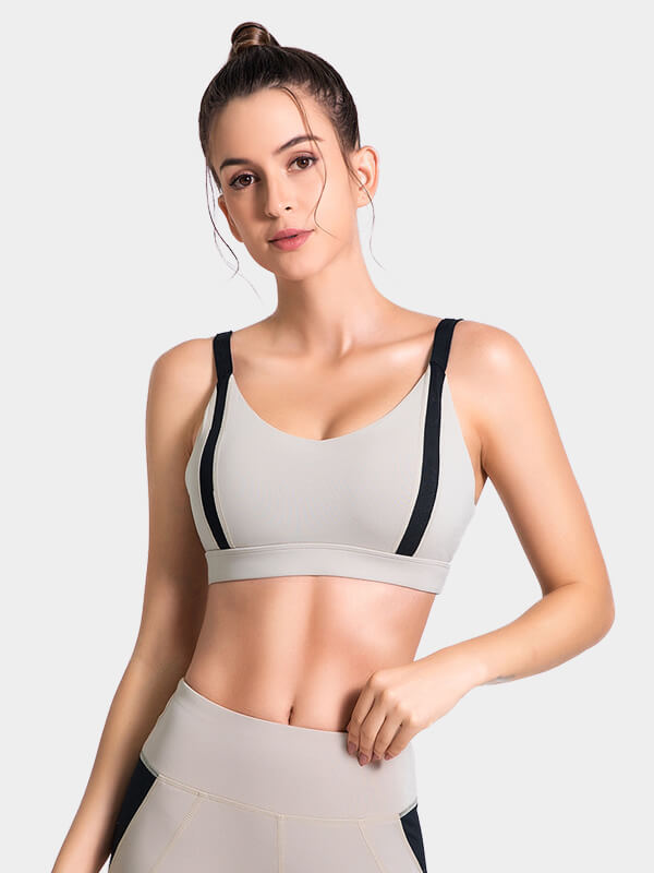 LikeBunny No Waiting Medium Impact Sports Bra