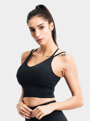 LikeBunny Move Ahead Medium Impact Sports Bra