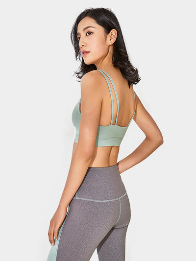 High Impact Support Sports Bra