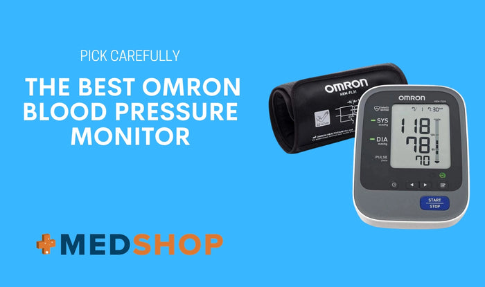 Pick Carefully – The Best Omron Blood Pressure Monitor