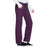 Cherokee Infinity 1123A Scrubs Pants Women's Low Rise Straight Leg Drawstring Eggplant 3XL