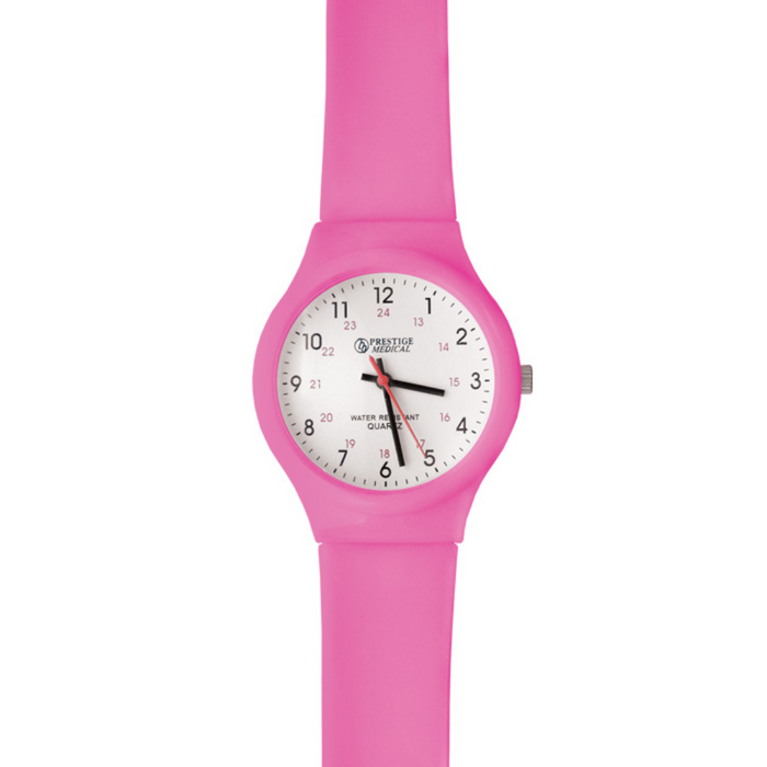 Prestige Student Scrub Watch Hot Pink
