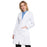 "Cherokee Workwear Professionals 2319 Lab Coat Women's 36"" White 3XL"