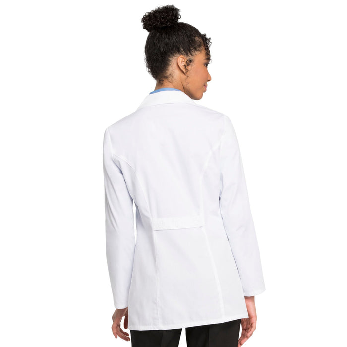 "Cherokee Workwear Professionals 2390 Lab Coat Women's 29"" White 3XL"