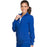 Cherokee Infinity 2391A Scrubs Jacket Women's Zip Front Warm-Up Galaxy Blue