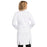 "Cherokee Workwear Professionals 2411 Lab Coat Women's 37"" White 3XL"