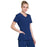 Cherokee Infinity 2624A Scrubs Top Women's Round Neck Navy 5XL