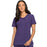 Cherokee Infinity 2625A Scrubs Top Women's Mock Wrap Grape