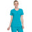 Cherokee Infinity 2625A Scrubs Top Women's Mock Wrap Teal Blue