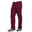 Cherokee Workwear 4100 Scrubs Pants Unisex Drawstring Cargo Wine 3XL