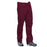Cherokee Workwear 4100 Scrubs Pants Unisex Drawstring Cargo Wine 4XL