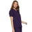 Cherokee Workwear 4700 Scrubs Top Women's V-Neck Eggplant 4XL
