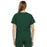 Cherokee Workwear 4700 Scrubs Top Women's V-Neck Hunter Green 3XL