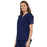 Cherokee Workwear 4700 Scrubs Top Women's V-Neck Navy 3XL
