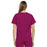 Cherokee Workwear 4700 Scrubs Top Women's V-Neck Raspberry 3XL