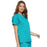 Cherokee Workwear 4700 Scrubs Top Women's V-Neck Turquoise 5XL