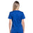 Cherokee Core Stretch 4710 Scrubs Top Women's V-Neck Galaxy Blue 3XL
