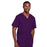 Cherokee Core Stretch 4725 Scrubs Top Unisex V-Neck Eggplant 5XL