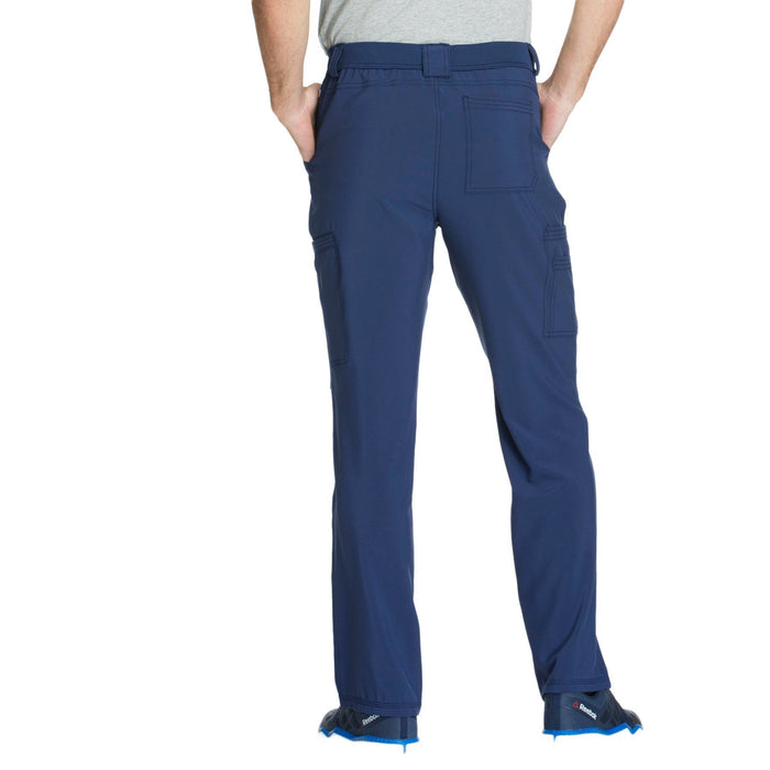 Cherokee Infinity CK200A Scrubs Pants Men's Fly Front Navy 3XL