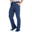 Cherokee Infinity CK200A Scrubs Pants Men's Fly Front Navy 4XL