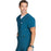 Cherokee Infinity CK900A Scrubs Top Men's V-Neck Caribbean Blue 4XL